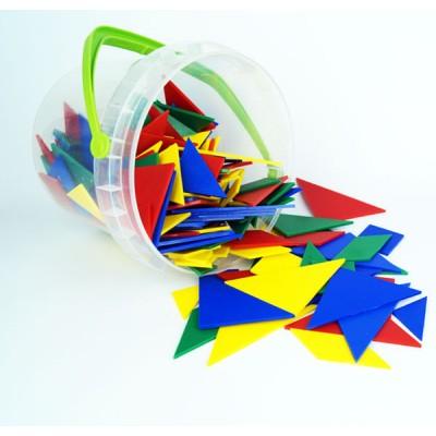 Classpack Tangrams, set of 210