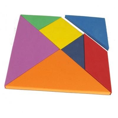 Magnetic Tangram, Student Set