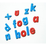 Large Magnetic Letters (Deluxe Lowercase set/72)