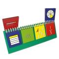 Fraction Flip Chart, Student Set, Set of 10