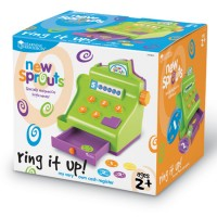 New Sprouts® Ring It Up Cash Register - My very own cash register