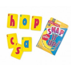 Snap It Up!® Card Games - Spelling & Reading: 3 & 4 Letter Words