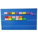 Magnetic Sentence Building Titles