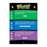 Blurt Vocabulary Building Game