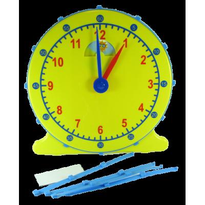 Elapse Time Teacher's Clock
