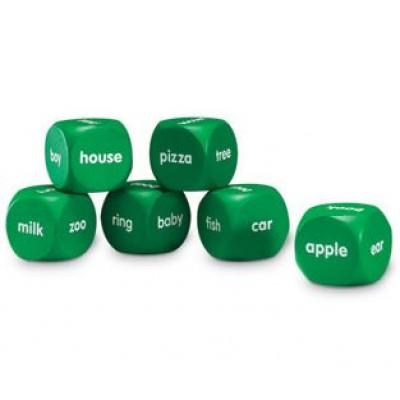 Nouns Cubes Set Of 6
