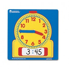 Write & Wipe Student Clocks