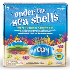 Under the Sea Shells™ Word Problem Activity Set