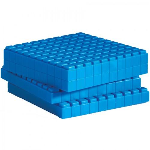 Interlocking Base Ten: 10 Flats