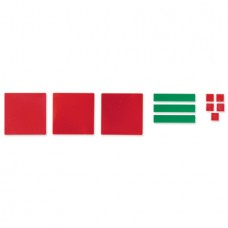Algebra Tiles™: Student Set, Set of 32