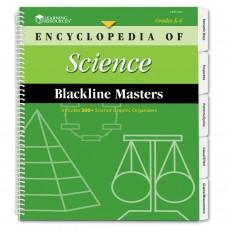 Encyclopedia Of Science Blackline Masters