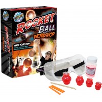 Wild Science Rocket Ball Workshop