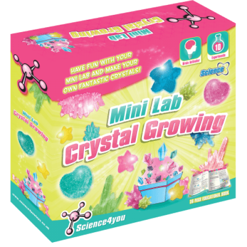 Mini Lab - Crystal Growing