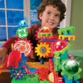 Gears! Gears! Gears!® Lights and Action Building Set, Set of 121