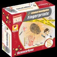 Fingerprints - Criminal Investigation