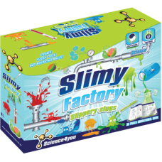 Slimy Factory - Slippery Slugs