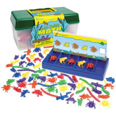 Let's Tackle Math!™ Patterning & Sequencing Set, Set of 252