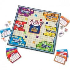 Go to Press™! A Grammar Game