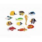 Fun Fish Counters, Set of 60