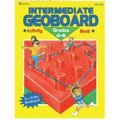 Intermediate Geoboard Activity Books