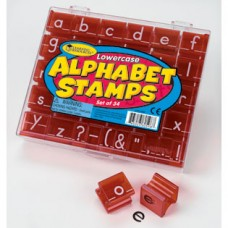 Lowercase Alphabet & Punctuation Stamps