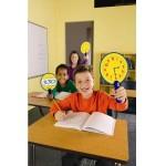 Clock Boards (Write-On/Wipe-off)