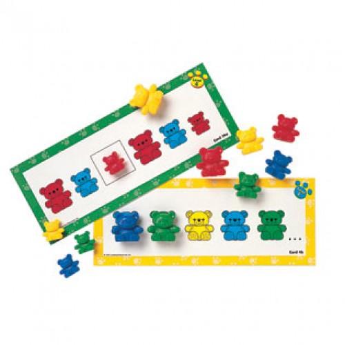 Three Bear Family® Pattern Cards