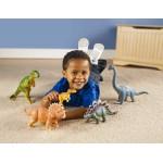 Jumbo Jungle Animals, Set of 5
