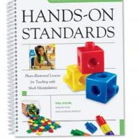 Hands-On Standards®:Teaching with Math Manipulatives,Grade 1-2