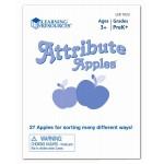Attribute Apples, Set of 27