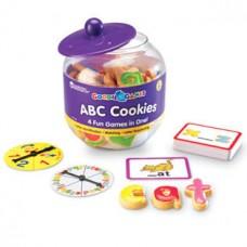 Goodie Games™ - ABC Cookies, Set of 89