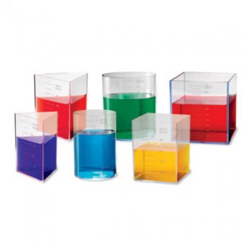 Liter Set, Set of 6