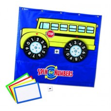 Spin for Numbers™ Wheel Game