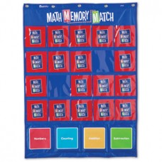 Math Memory Match Game