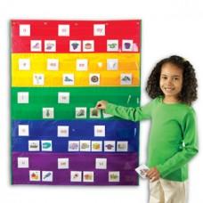 Rainbow™ Pocket Chart