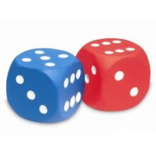 Foam Dice: Dot Dice