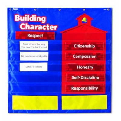 Character Building Pocket Chart