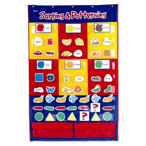 Sorting & Patterning Pocket Chart