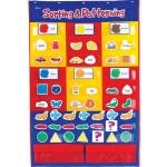 Sorting & Patterning Pocket Chart
