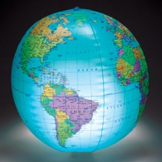 Inflatable Light-up Globe