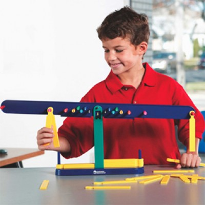 Rainbow Fraction® Math Balance