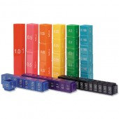 Fraction Tower® Cubes: Equivalency Set