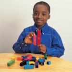 Fraction Tower® Cubes: Fraction Set