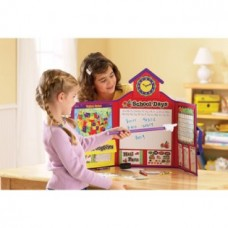 Pretend & Play® School Set with US Map
