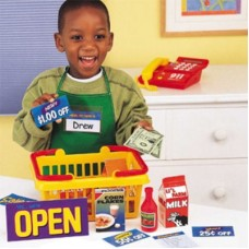 Pretend & Play® Supermarket Set