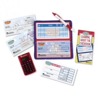 Pretend & Play® Checkbook with Calculator