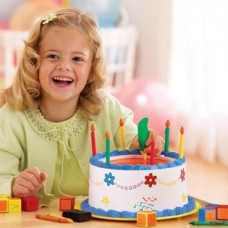 Pretend & Play® Trace & Learn® Cake