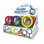 Jumbo Magnifier Countertop Display - Set of 12 Pop