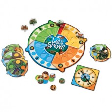 Let's Grow The Life Cycles Game