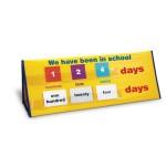 How Many Days? Tabletop Pocket Chart